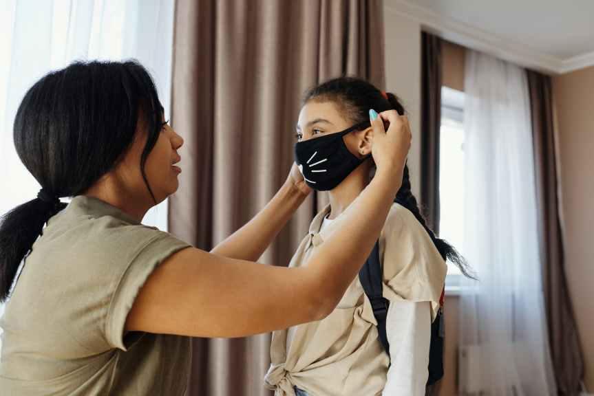 Uso prolongado de máscara causahipóxia?