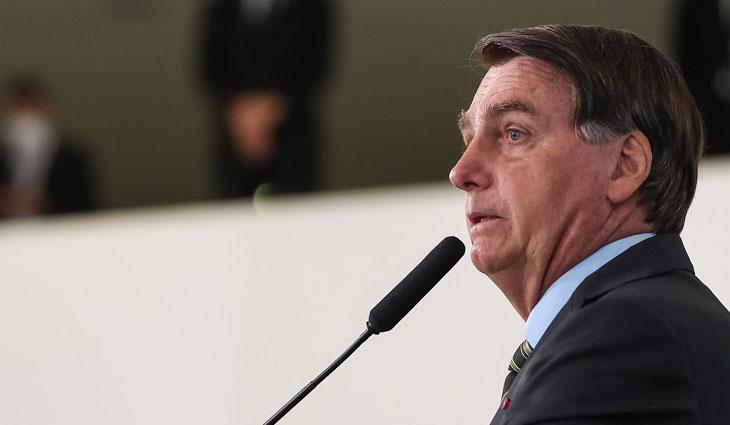 É FALSO que repórter ataca filha de Bolsonaro e presidente reage. Dezenas de sites replicaram o conteúdo semverificação
