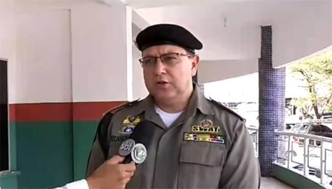 COAMOS: Exoneração de comandante da PM por WellingtonDias